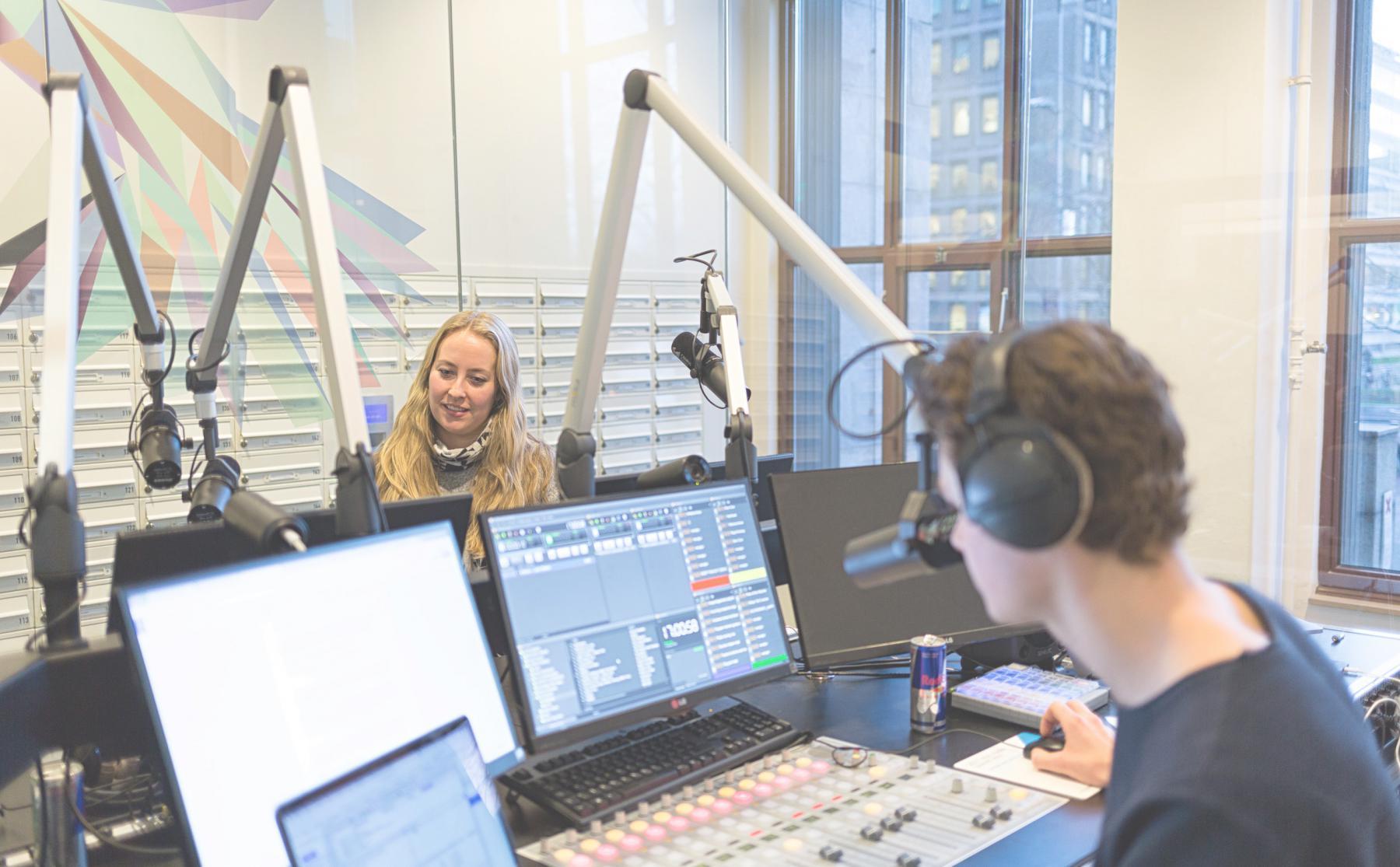 Radio: HvA-nieuwsupdate