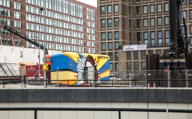 Series | Bouwblog Conradhuis